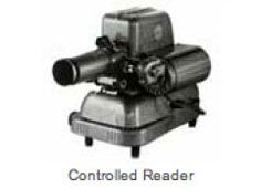 Controlled Reader instrument to help students develop efficient reading skills